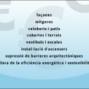 Oberta la convocatòria de subvencions per a rehabilitar edificis residencials, per part del Consorci de l'Habitatge de Barcelona
