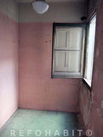 Habitació abans de fer la reforma.