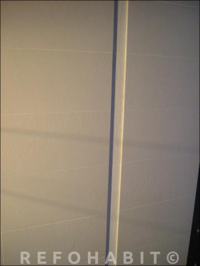 Sanefes verticals en reformes de banys